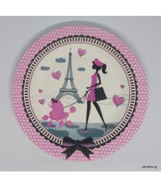 Πιάτα γλυκού Παρίσι
