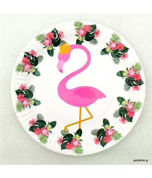 Πιάτα γλυκού Φλαμίνγκο