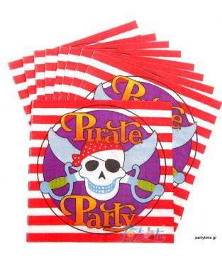 Χαρτοπετσέτες Πειρατές