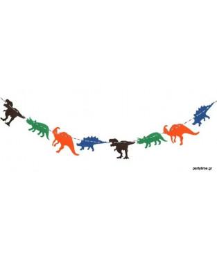 Γιρλάντα Δεινόσαυροι