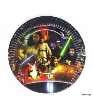 Πιάτα γλυκού Star Wars