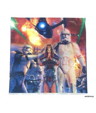 Χαρτοπετσέτες Star Wars