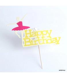 Χαρούμενα Γενέθλια Μπαλαρίνα