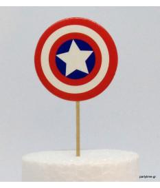 Τόπερ Captain America