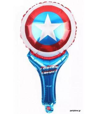 Μπαλόνι Captain America - αστέρι