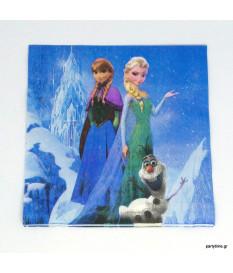Χαρτοπετσέτες Frozen