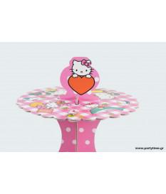 Βάση Cupcake Hello Kitty