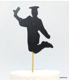 Τόπερ Αποφοίτησης Μαύρο