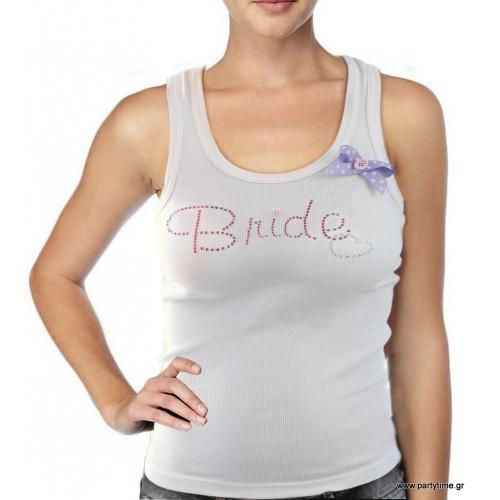 Μπλουζάκι Bride