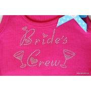 Φούξια Bride's Crew