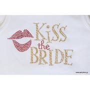 Λευκό Kiss the Bride