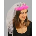 Πέπλο ροζ Bride to be