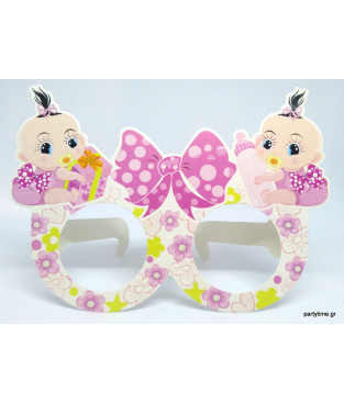 Γυαλιά μωράκια ροζ