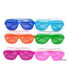6 πλαστικά γυαλιά