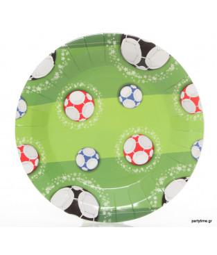 Πιάτα γλυκού Ποδόσφαιρο