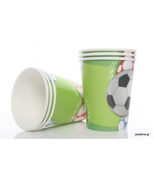 Ποτηράκια Ποδόσφαιρο