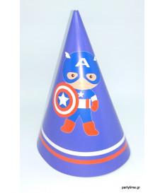 Καπελάκια Captain America