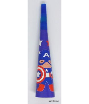 Καραμούζα Captain America